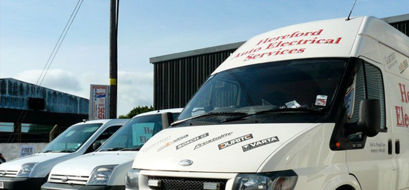 Hereford Auto Electrical Services